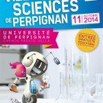 Affiche du village des sciences