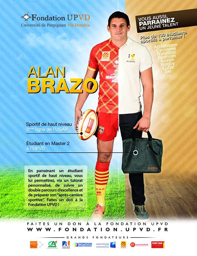 Alan Brazo