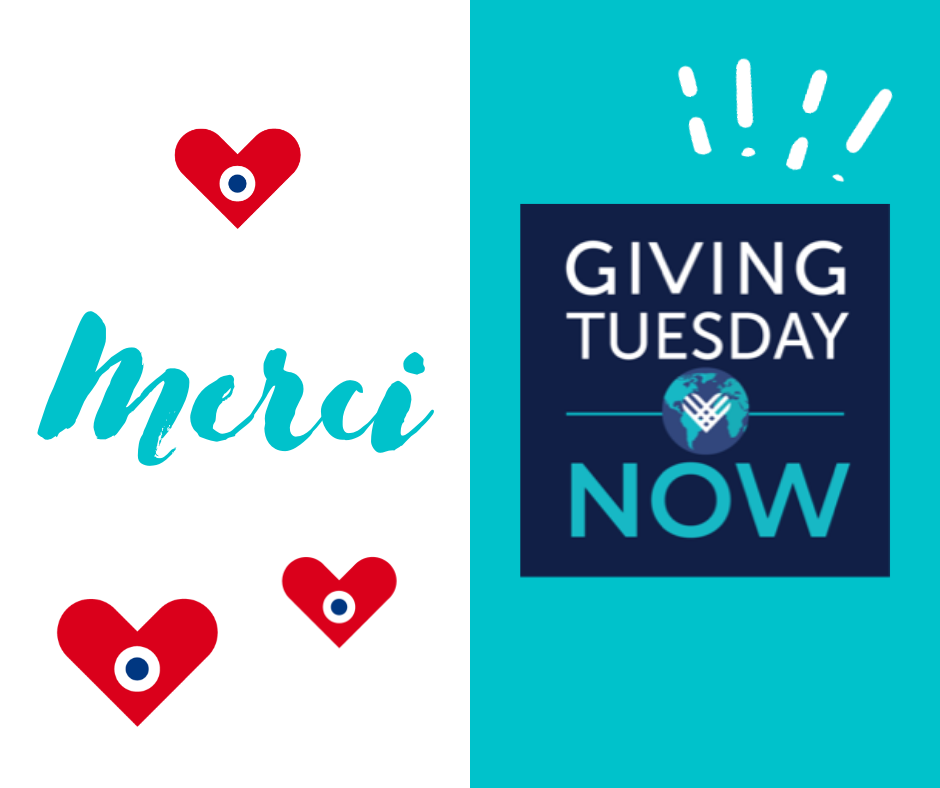 #GivingTuesdayNow_MERCI